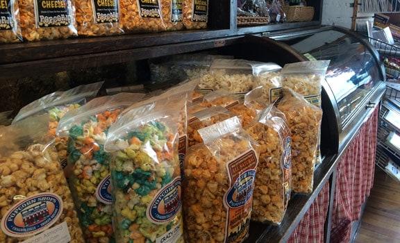 The Popcorn Shop Chagrin Falls