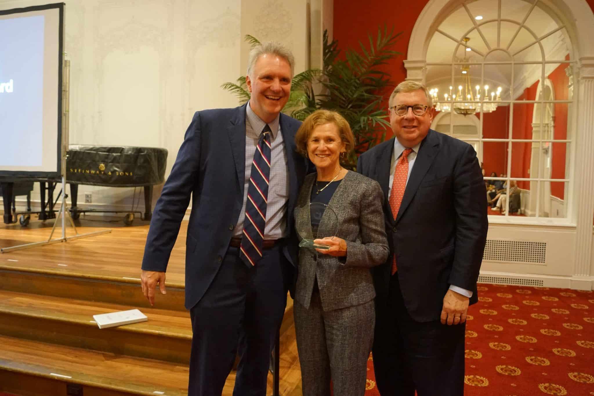 Judson Honoring Visionary Leader