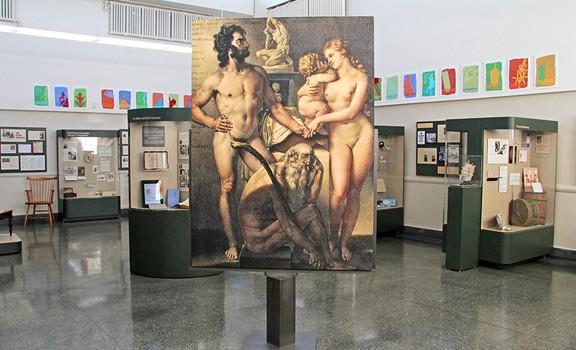 CWRU Dittrick gallery