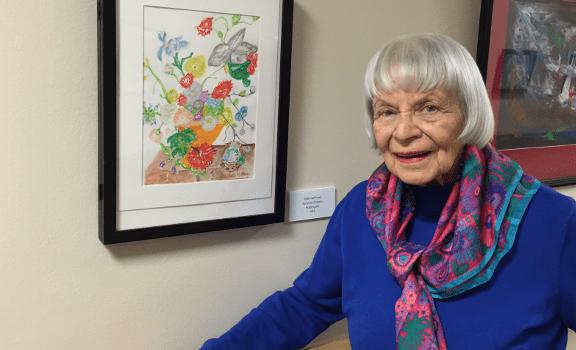 Gardenview Resident Beth Hoffman