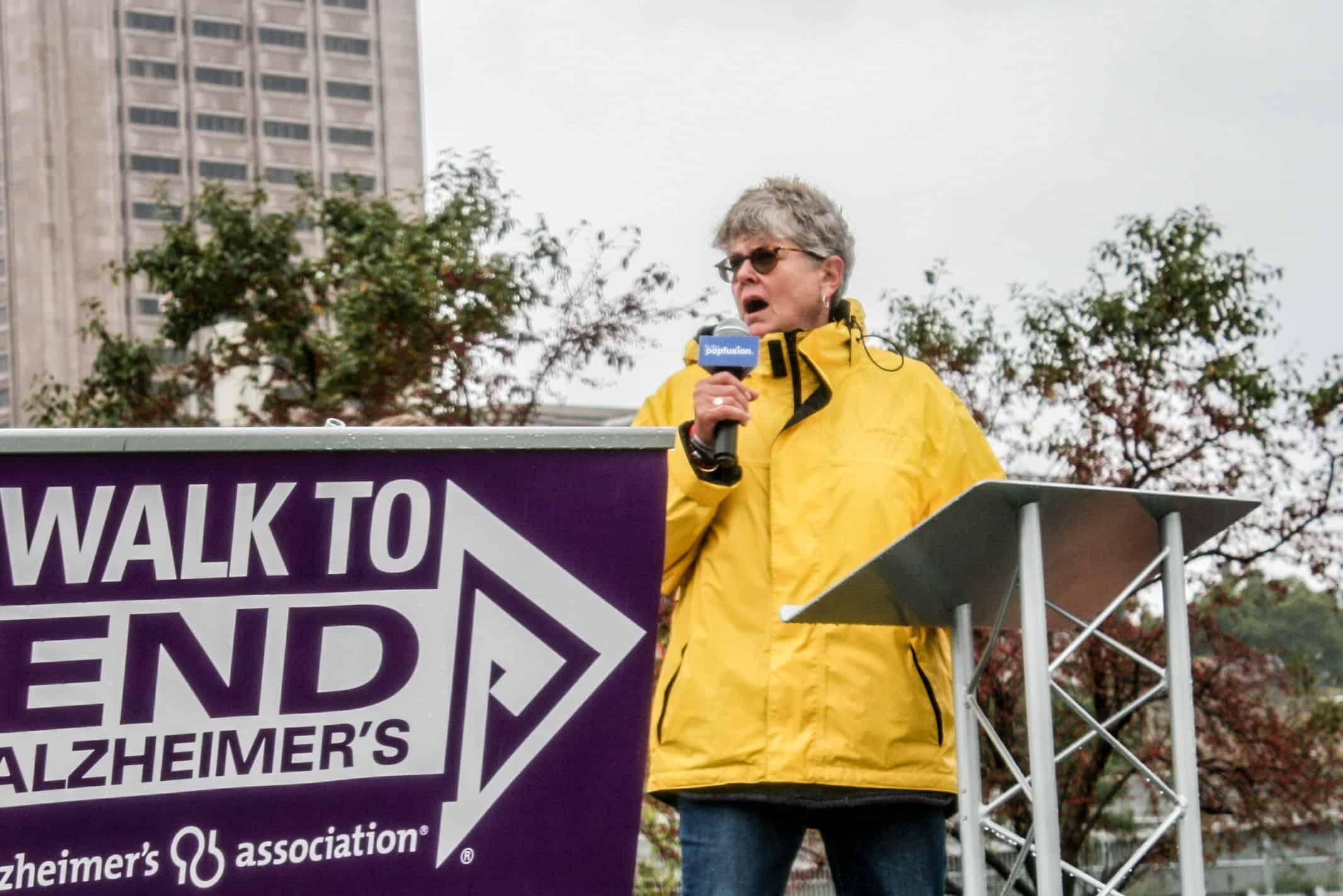 Tracey Lind - Alzheimer's Walk