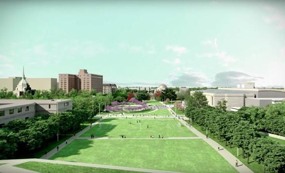 Nord Greenway University Circle