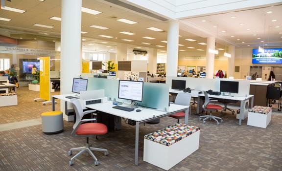 Kelvin-Smith-Library-Judson