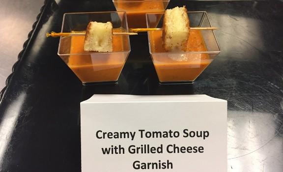 Radius Restaurant Tour Creamy Tomato Soup