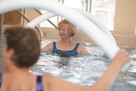 Chagrin Falls community wellness classes